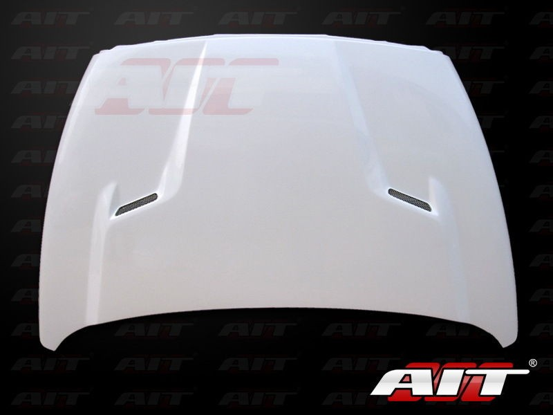 Dodge Ram 2002 2008 Ram Air Hood Fully Functional (Fits Dodge Ram