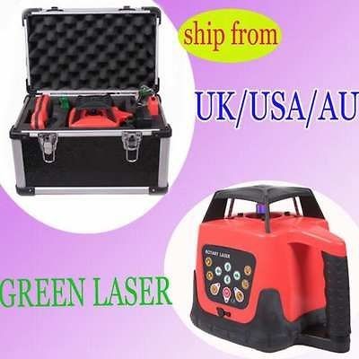 SELF LEVELING ROTARY GREEN LASER LEVEL 500M NEWEST p