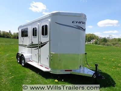 2013 Lakota All Aluminum Horse Trailer Loaded  NO HIDDEN RESERVE $
