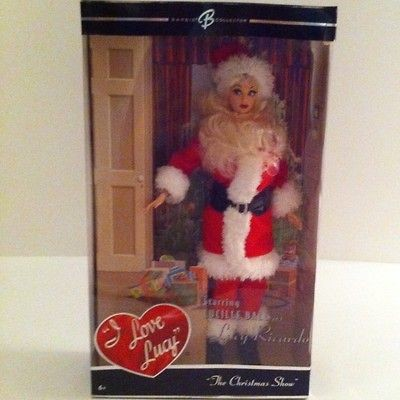 Newly listed I Love Lucy, Barbie Collector Edition, Lucille Ball