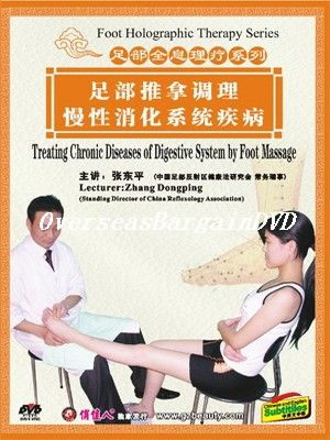 Reflexology Foot Massage 7 13 Digestive System Diseases