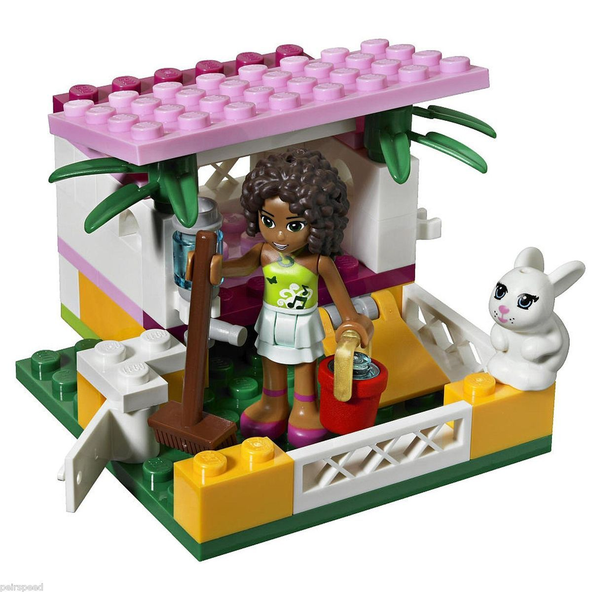 Lego Friends Andreas Bunny House 3938 New Summer 2012 Release Get It