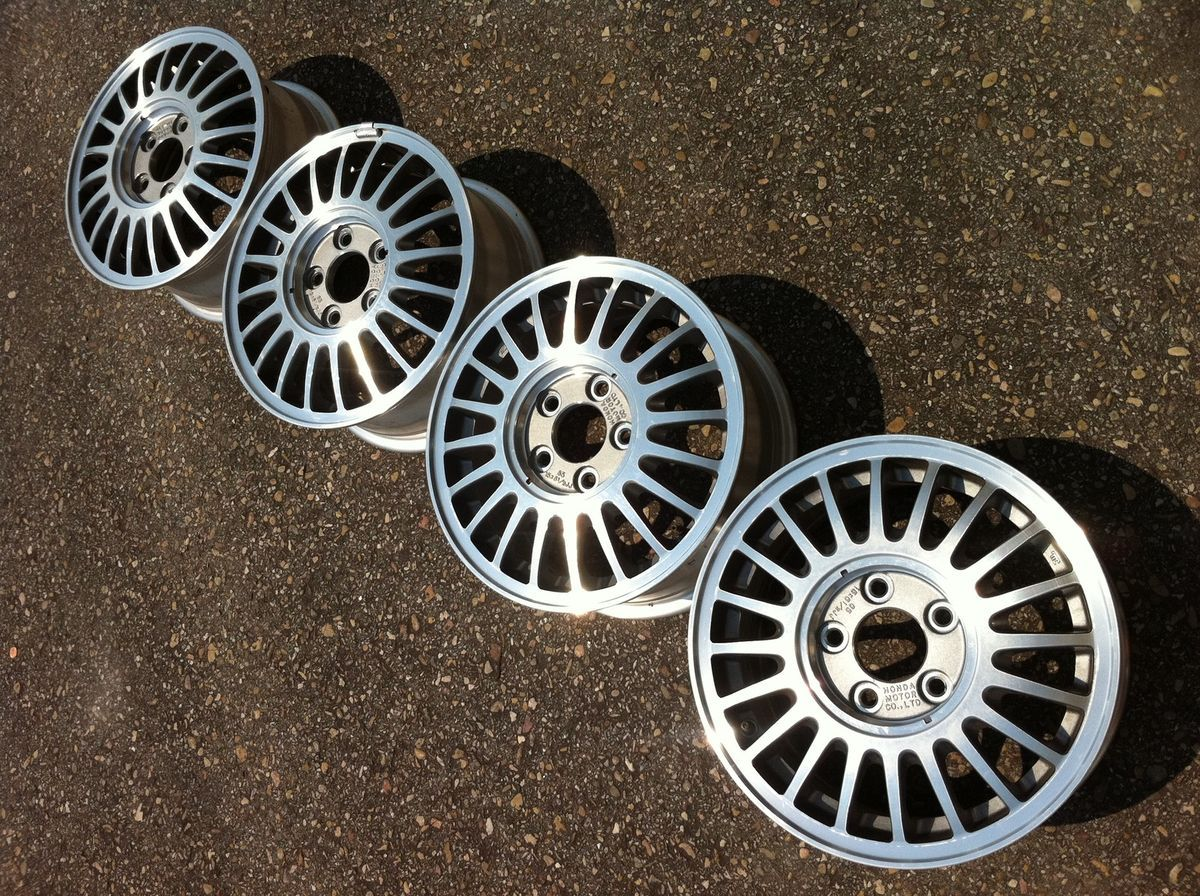 Legend Type R Honda Accord Factory 15 Wheels Rims 5x114 3 JDM