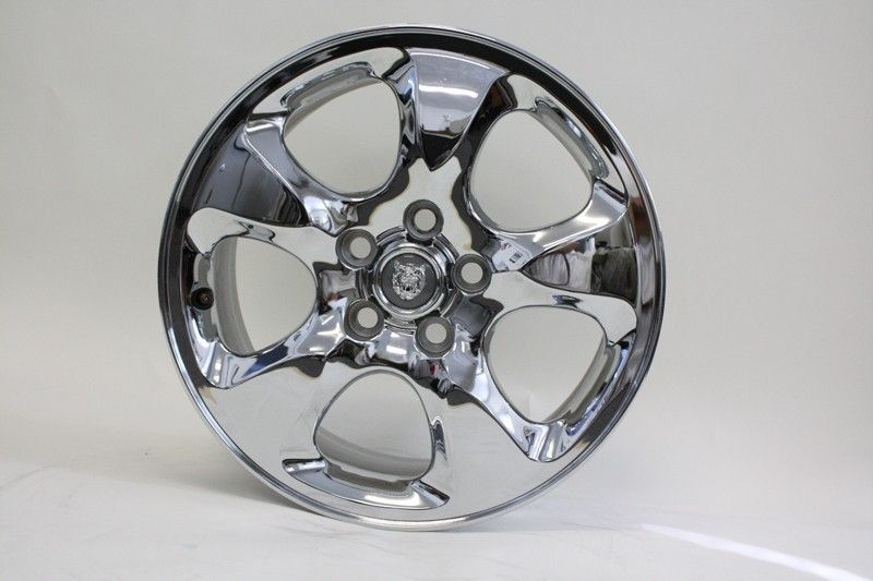 Jaguar s Type 16 Chrome Wheels Rims 59703