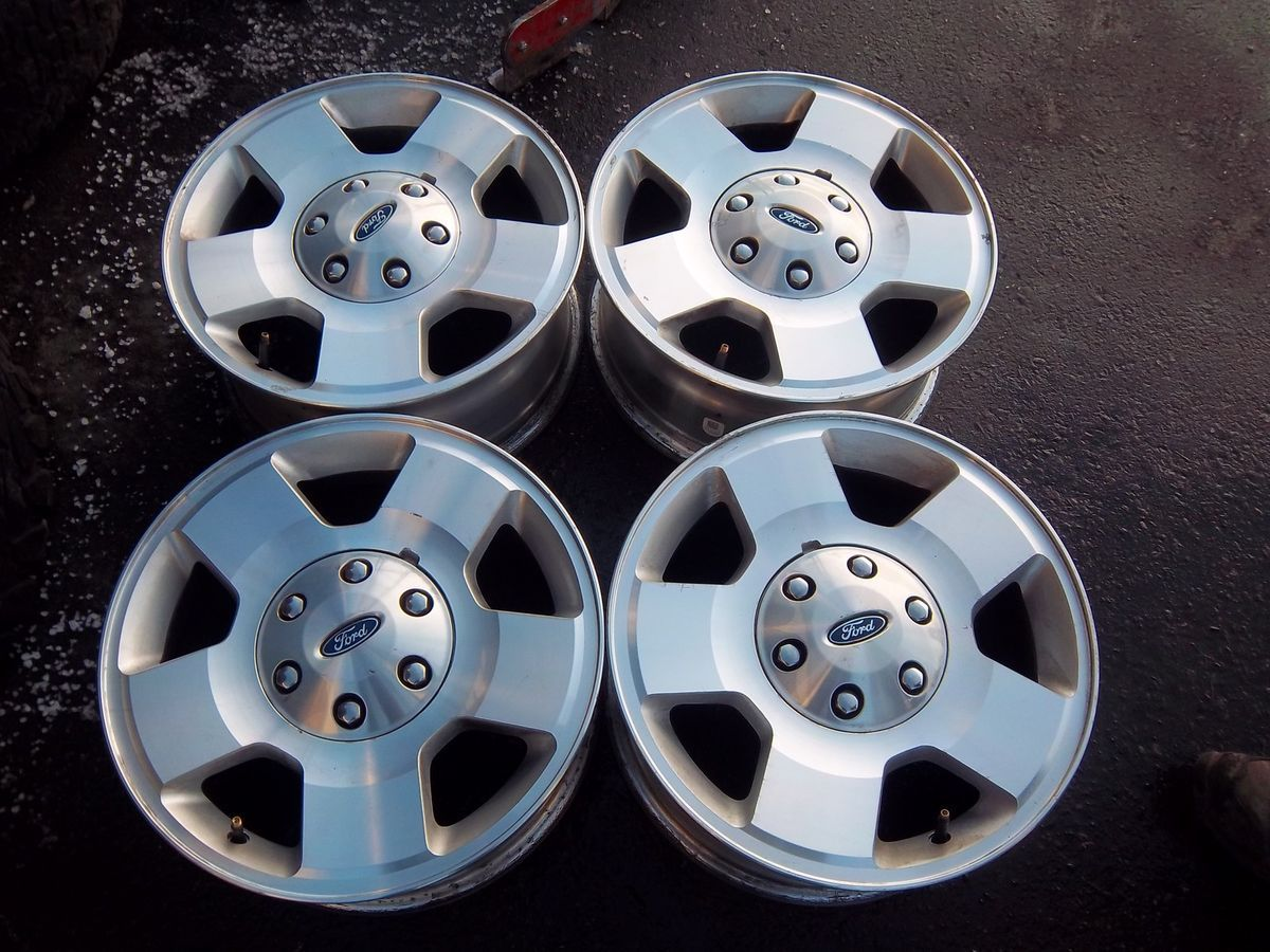 Ford Expedition F150 factory alloy wheels Rims 3556 04 05 06 07 08 09