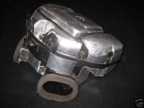 Performance Induction Airbox 05 06 Suzuki GSXR 1000