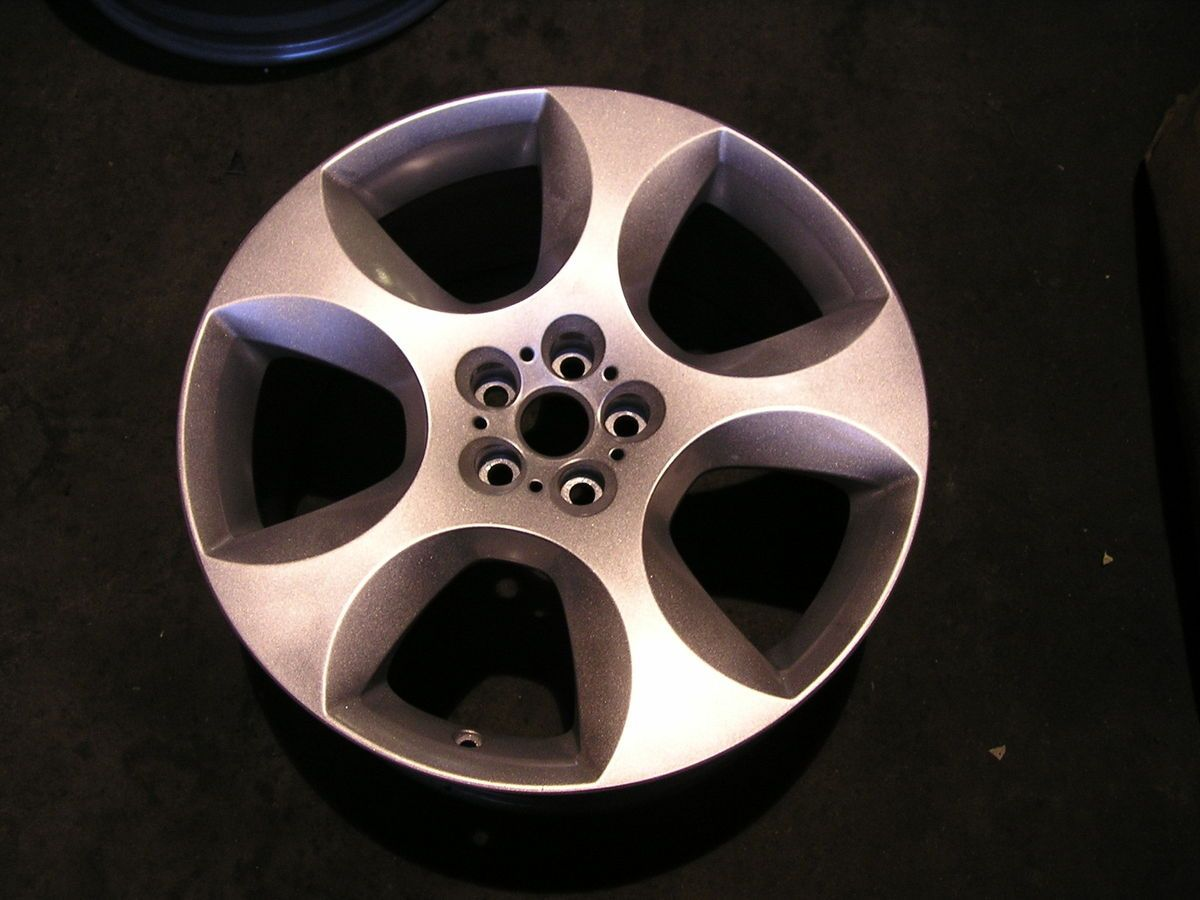GENUINE JAGUAR XF VOLANS ALLOY WHEEL C2Z2653 9 5JX20 SPARKLE FINISH